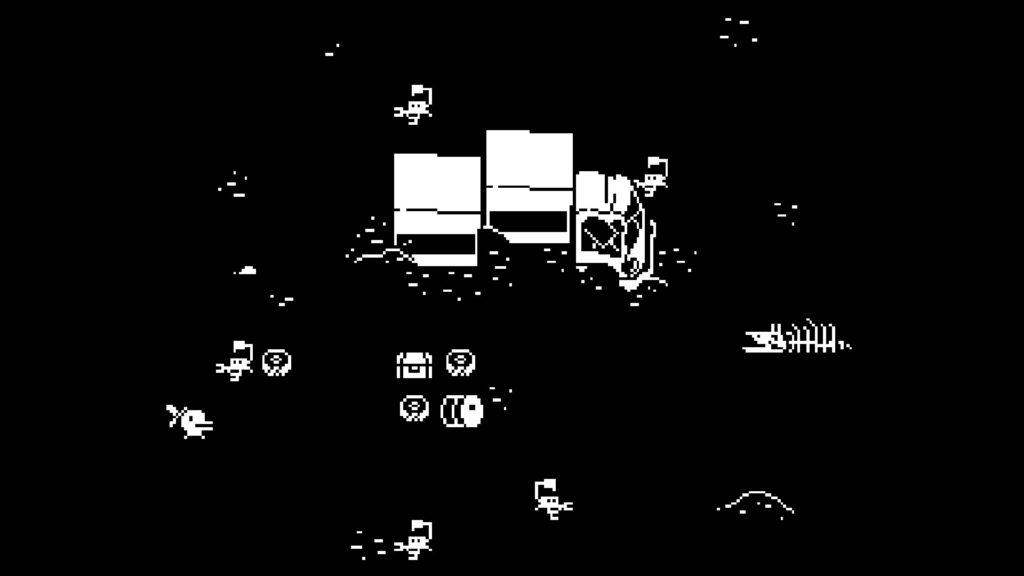 小粒ゲーム紹介8:Minit