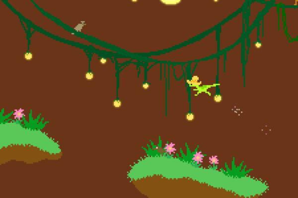 小粒ゲーム紹介19:Dino Run DX