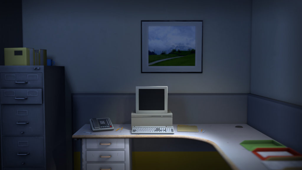 大粒ゲーム紹介14:The Stanley Parable