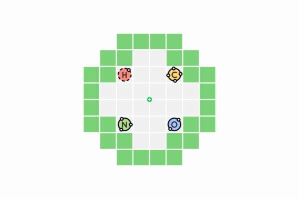 大粒ゲーム紹介24:Sokobond