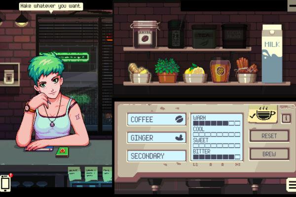 大粒ゲーム紹介17:Coffee Talk