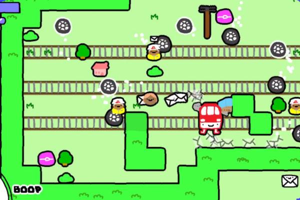 小粒ゲーム紹介43:ROGO (+攻略)