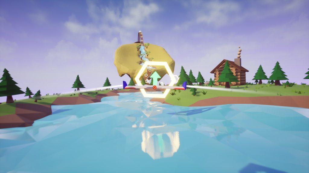 小粒ゲーム紹介48:A Glider's Journey