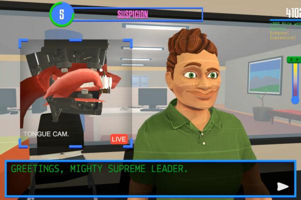 大粒ゲーム紹介19:Speaking Simulator