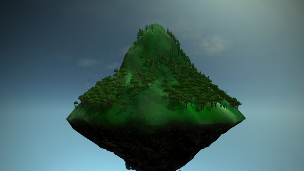 小粒ゲーム紹介62:Mountain