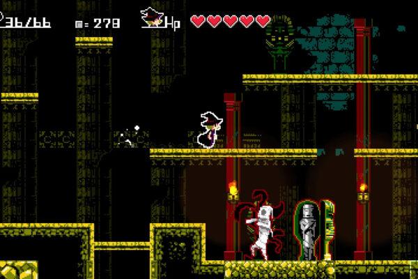 小粒ゲーム紹介89:魔女と66のキノコ