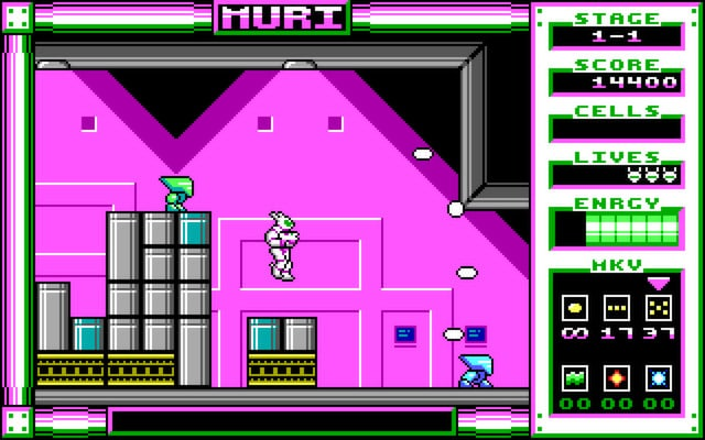小粒ゲーム紹介94:MURI